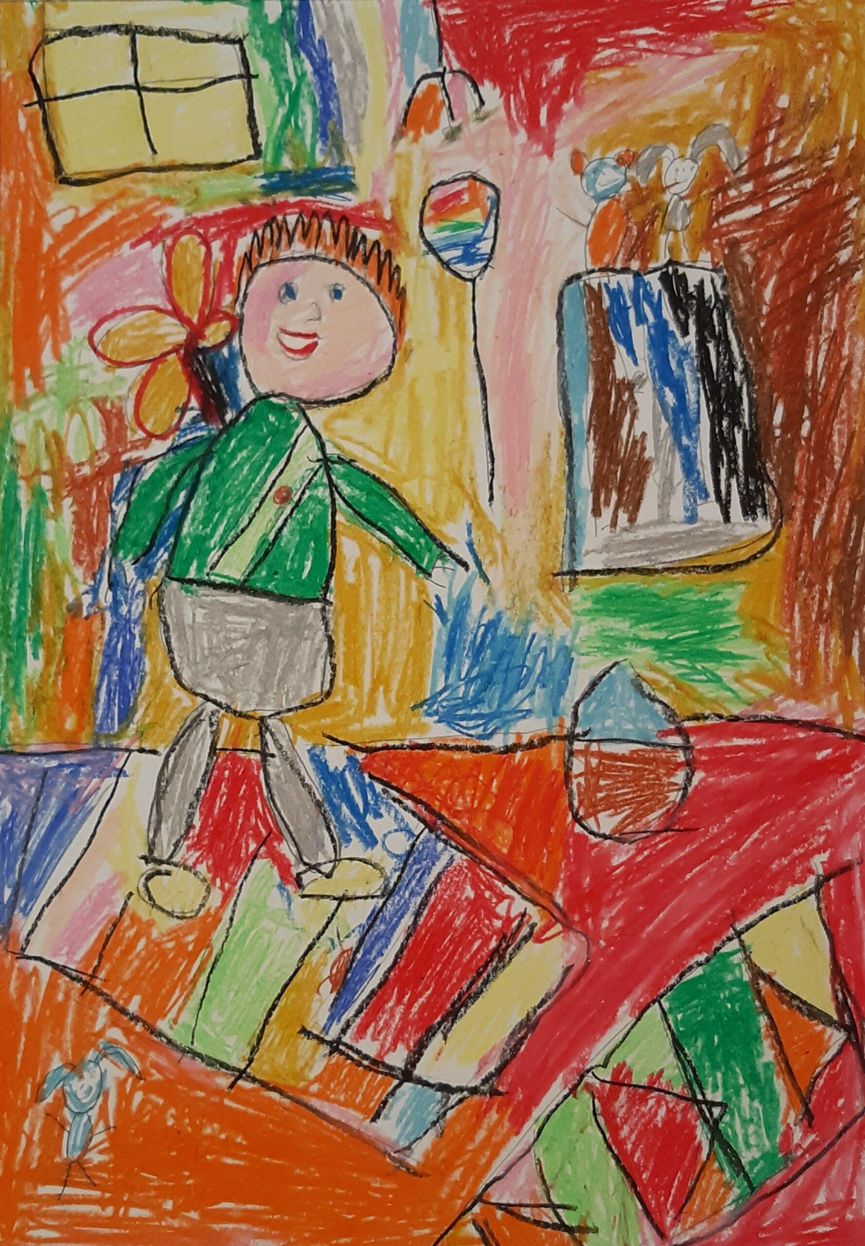 Борисенко Агния, 7 лет