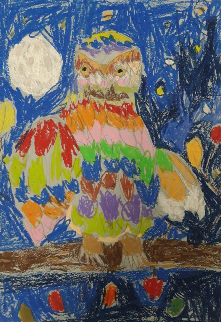 Попов Павел, 6 лет