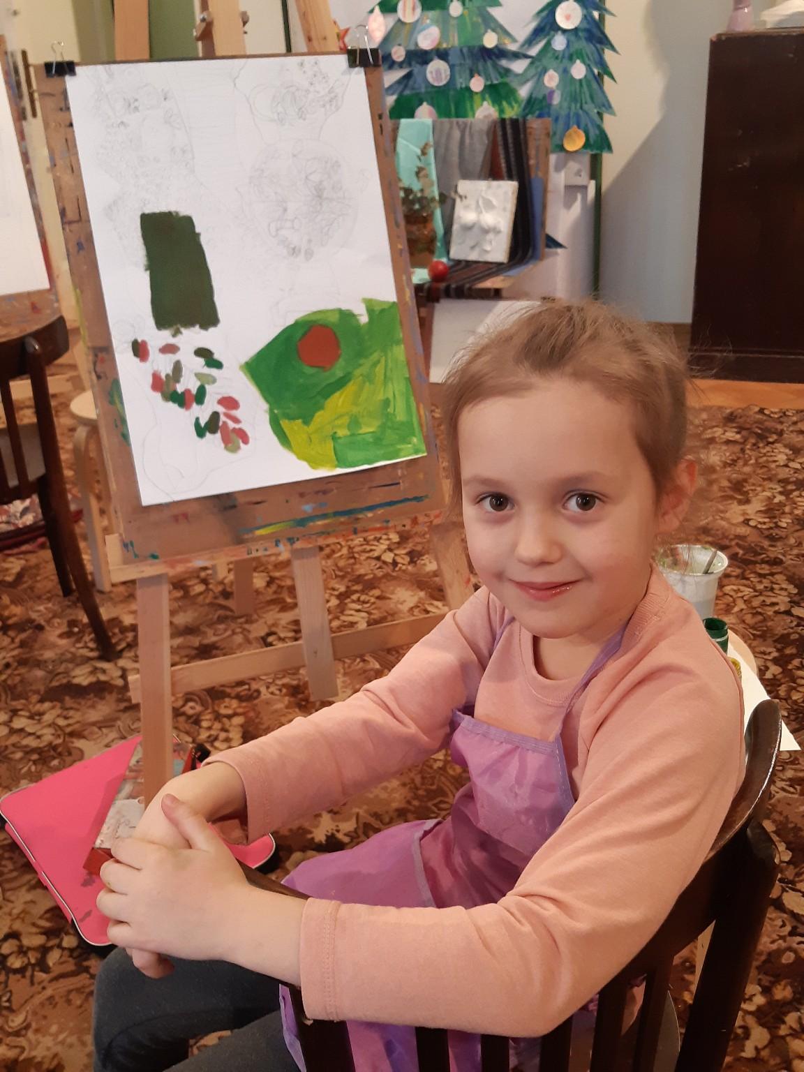 Савчёнок Дарья, 7 лет
