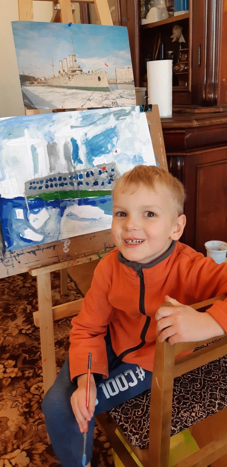 Хорошавин Иван, 7 лет