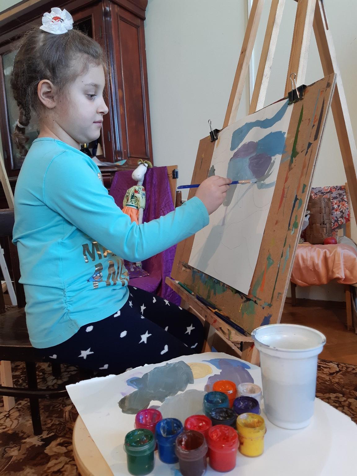 Старостенко Мария, 8 лет