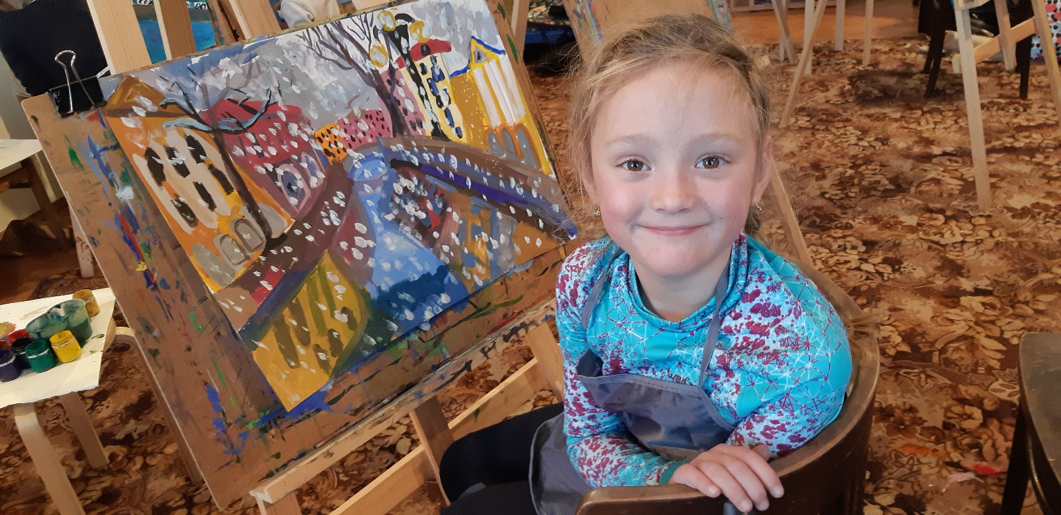 Андреева Алиса, 8 лет