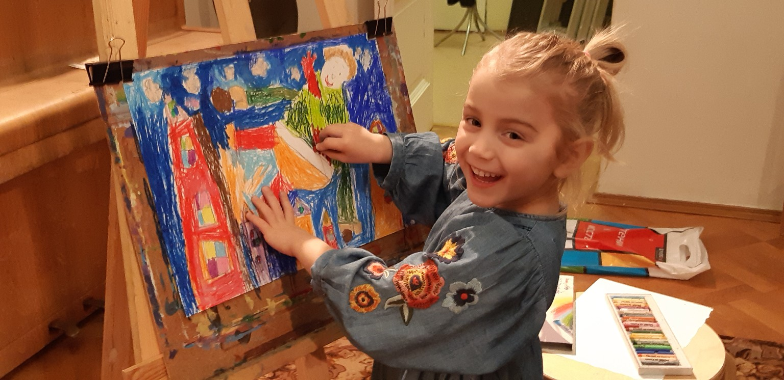 Камбалина Арина, 6 лет