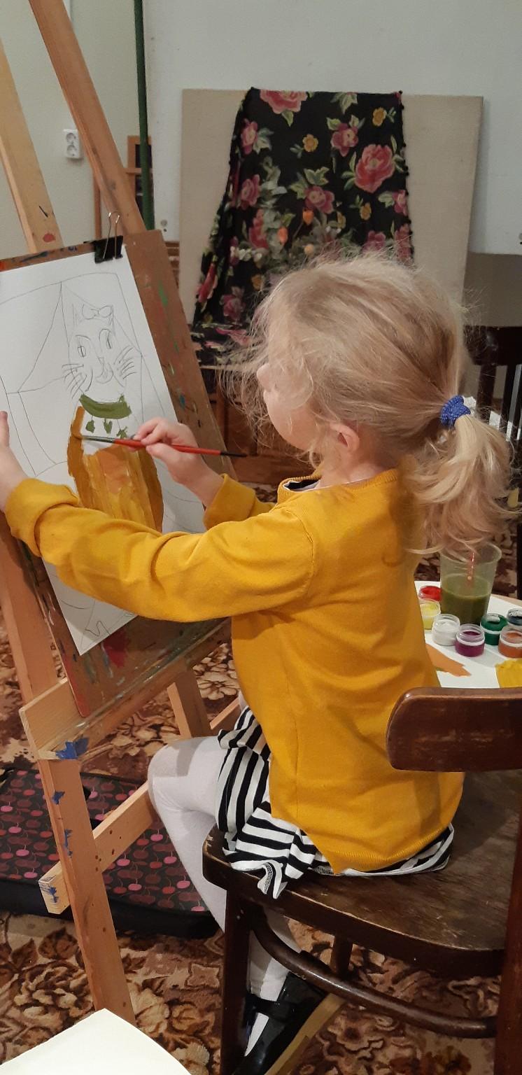 Катцова Антонина, 7 лет